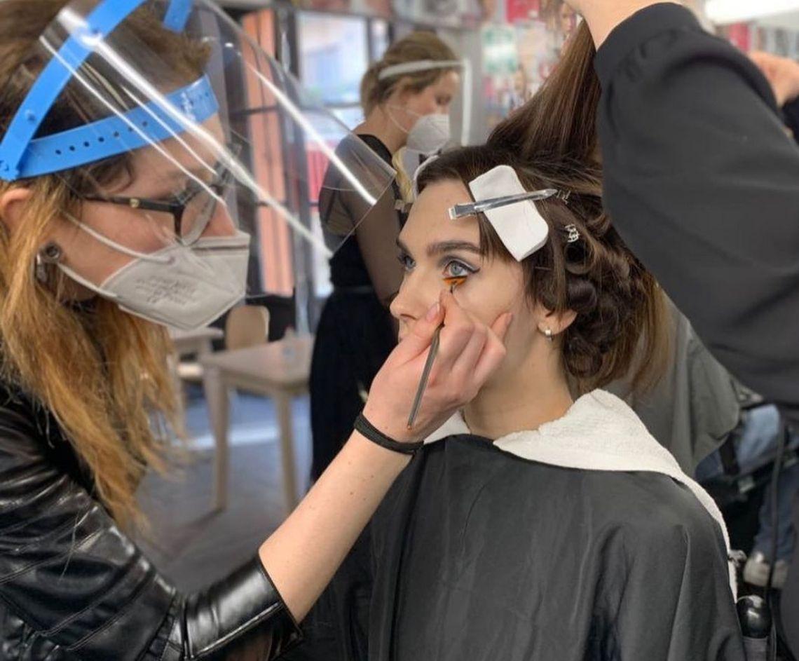 accademia make-up artist mud